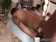 A very friendly massage