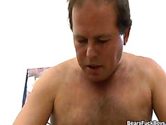 Daddy fucks his ass hard