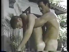Mounting ass in retro video