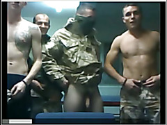 Soldier Boys With Manly Toys