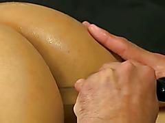 Man using a callboy escort for soft BDSM gay boy