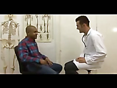 Coalblack Dude Fucks The Butt Off His Doctor