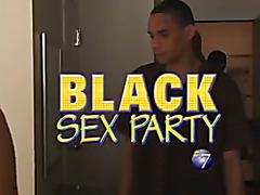 Dark Sex Party