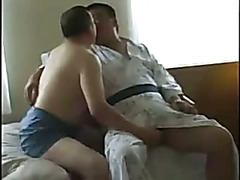 Japanese mature man part 1