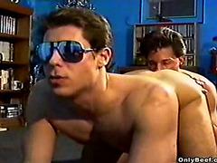 80s hunks in hardcore scene