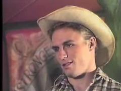 Gay cowboy sex at circus