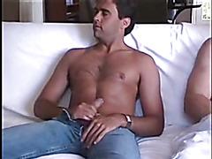 Amazing body guy blown
