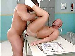 Muscled Bear Papa
