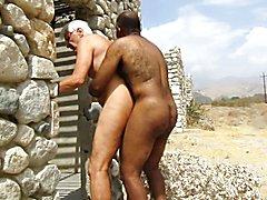 Shagging Pappy's White backside (GBMfksBJsV25)