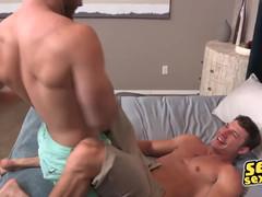 Brandon Trusts Tanner As His Partner