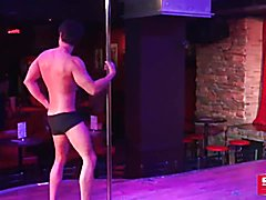 Gay bar club