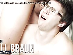 will braun invades on casey stroke's space and had sex