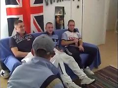 An fuck fest in their flat