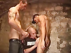 Two hot group scenes