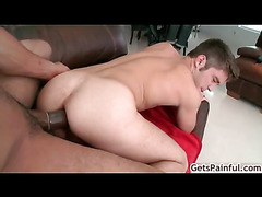 A BBC has him hard