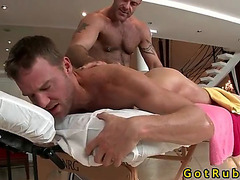 Hot bear fucks an ass