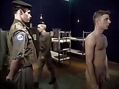 Hot nude army men