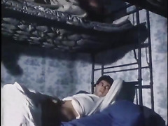 Retro gay teen porn in bunkbeds