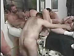 Hot blowjob bear fuck fest