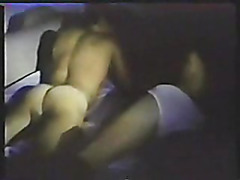 Peter North in retro gay porn