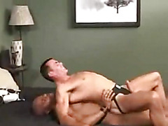 See him bareback with thick BBC