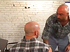 Haired And Muscled, Bear Fozz - Scene 05