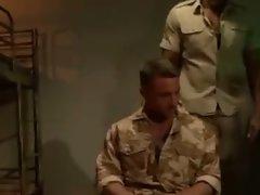 Interrogation - two brutal men
